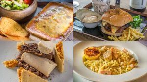 Different-menus