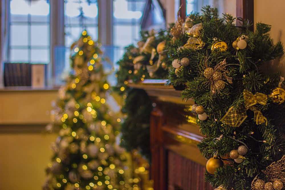 Christmas New Years Eve The Talbot Hotel Eatery And