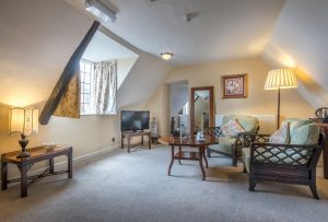 Oundle Suite sitting room