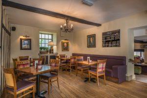 Talbot Breakfast area 2