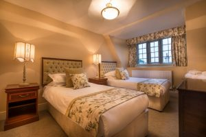 Talbot Hotel_Fotheringhay Suite 1