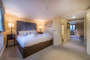 Talbot Hotel_Fotheringhay Suite 5