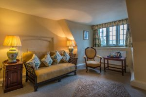 Talbot Hotel_Fotheringhay Suite 7