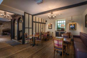 Talbot breakfast area 1