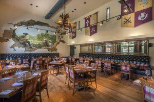 The Talbot Hotel eatery breakfast 1