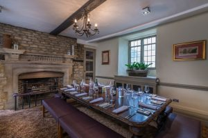 The Talbot Hotel private dining