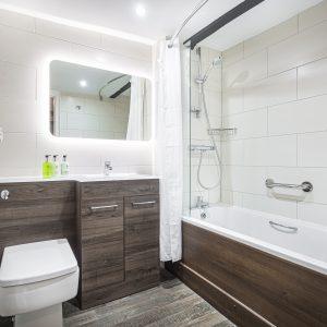 Room 101 Bathroom
