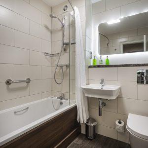 Room 406 Bathroom