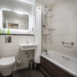Room 407 Bathroom
