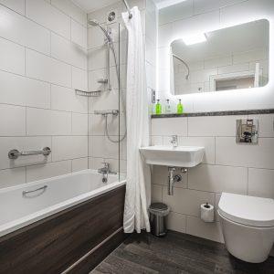 Room 410 Bathroom