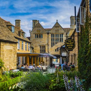 Talbot Oundle Outside Dining